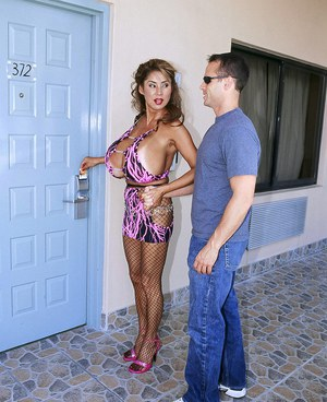 Gianna michaels no cum dodging allowed